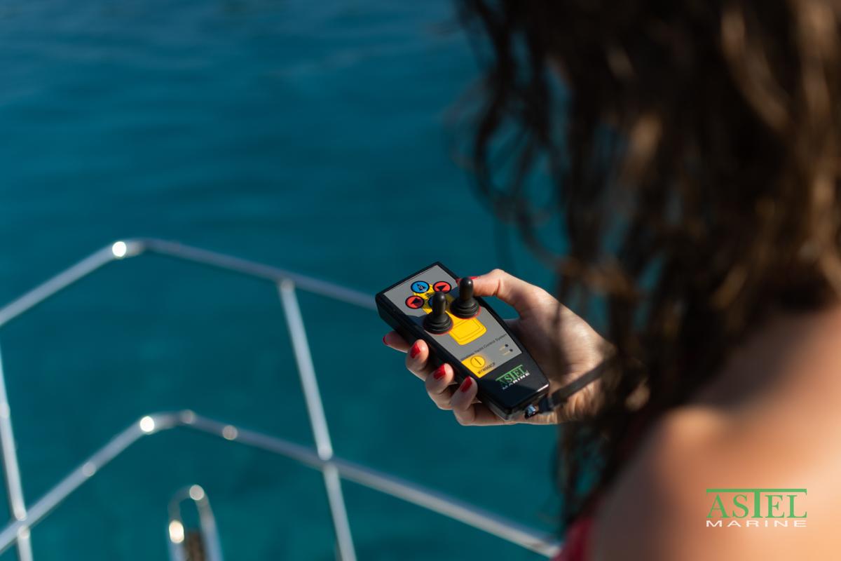 Wireless Yacht Control System MYW868B/CP